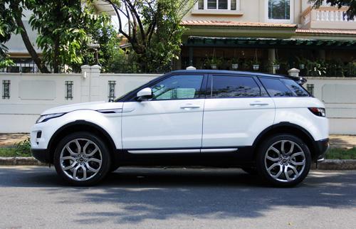 Range Rover Evoque trang bị động cơ 2.0 lít mới sử dụng công nghệ phun xăng điện tử mới