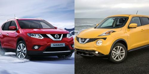 Cả Nissan Juke và Nissan Rogue 2015 đều có những cải tiến đáng kể về động cơ và khả năng vận hành