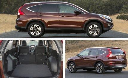 Honda cho ra mắt 2 phiên bản CR-V sử dụng động cơ chạy dầu Diesel