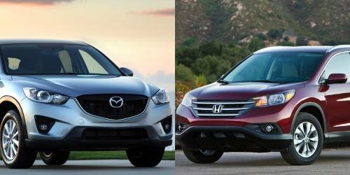 Khi so sánh xe ô tô, cả 2 phiên bản Honda CR-V 2014 và Mazda CX-5 2014 đều có những lợi thế riêng