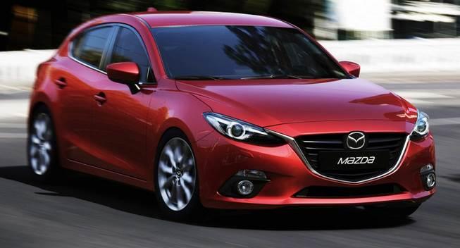 Mazda3 2015 ấn tượng ngay từ cái nhìn đầu tiên với kiểu dáng mạnh mẽ, hiện đại