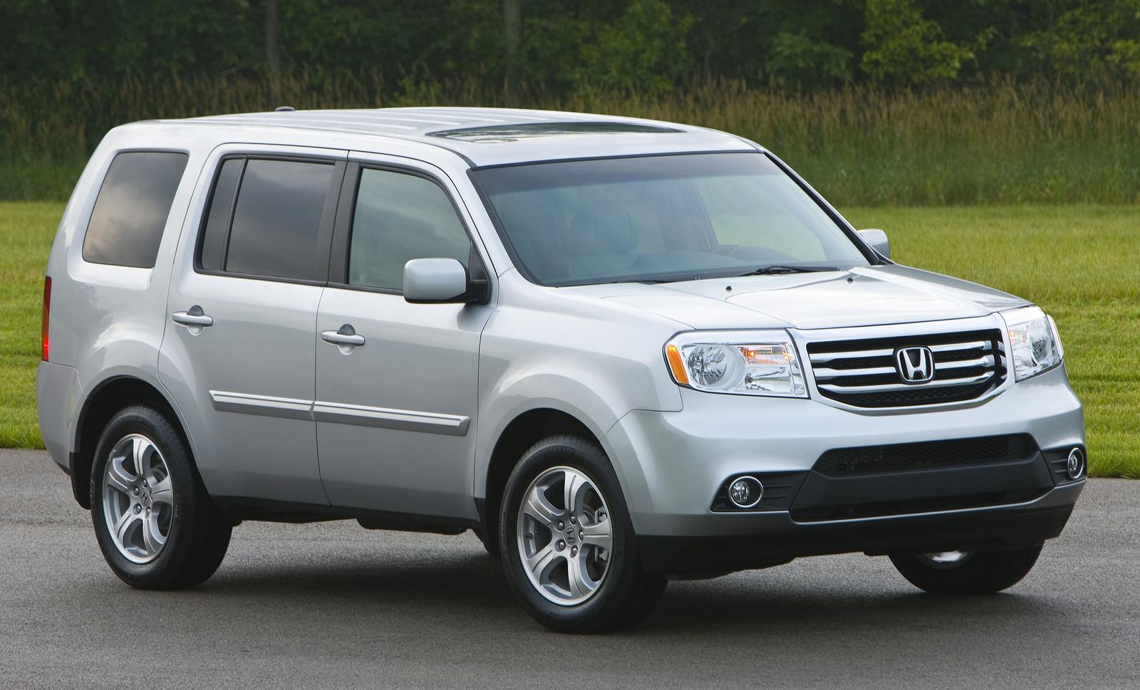 Honda Pilot được đánh giá cao bởi cảm giác lái ổn định