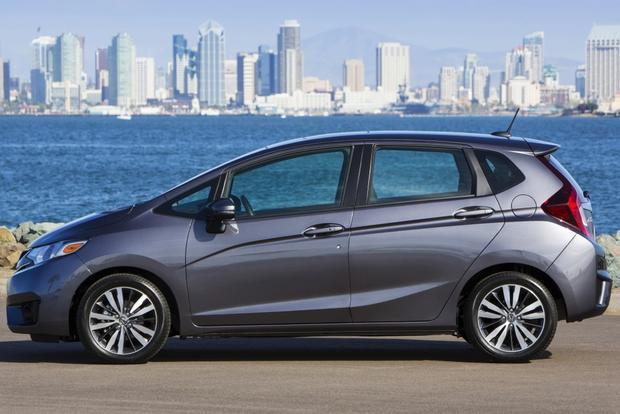 Honda Fit được đánh giá cao hơn Ford Fiesta xét về khả năng tiết kiệm nhiên liệu