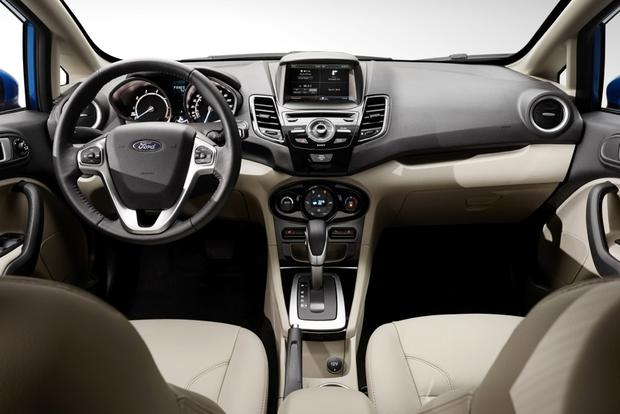 Ford đã nỗ lực đưa Fiesta vào hàng những chiếc xe trang bị công nghệ hiện đại nhất