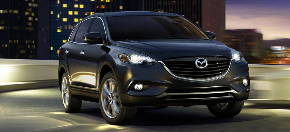 Mazda CX-9 là đối thủ đáng gờm của Toyota Highlander khi so sánh xe ô tô phân khúc SUV gia đình