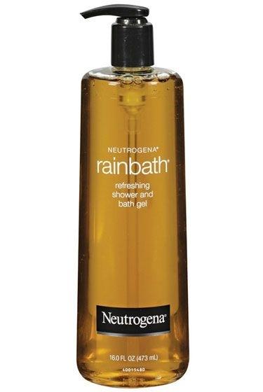 Gel tắm dưỡng ẩm Rainbath shower and bath gel của Neutrogena giúp làm sạch và dưỡng ẩm cho da, giúp bạn có làn da tươi trẻ
