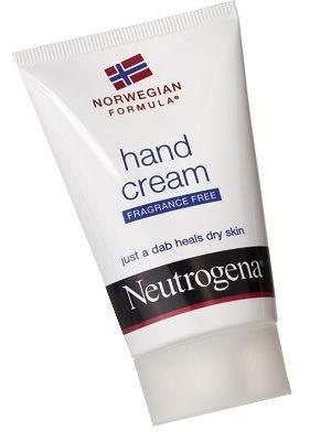 Kem dưỡng da tay Neutrogena giúp chữa trị khô da, nứt nẻ, làm mềm da ta