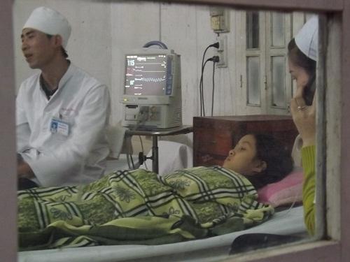 Cháu gái 12 tuổi sống sót kỳ diệu trong vụ tai nạn giao thông tại Thanh Hóa