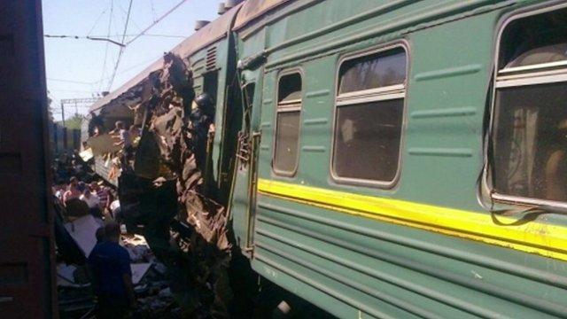 Tai nạn tàu thảm khốc ở Nga