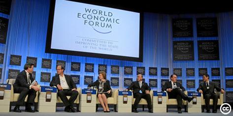 Bất ổn chính trị chi phối Diễn đàn Kinh tế thế giới lần thứ 45