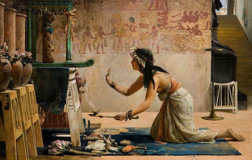 Những câu thần chú Ai Cập cổ được sử dụng để tìm kiếm tình yêu, tạo dụng thành công và nắm bắt quyền lực
