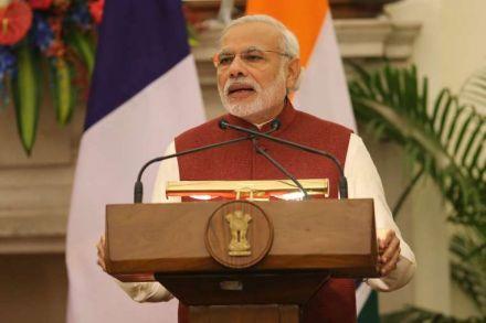 Thủ tướng Ấn Độ tuyên bố sẽ tạo ra 100 thành phố thông minh vào năm 2022