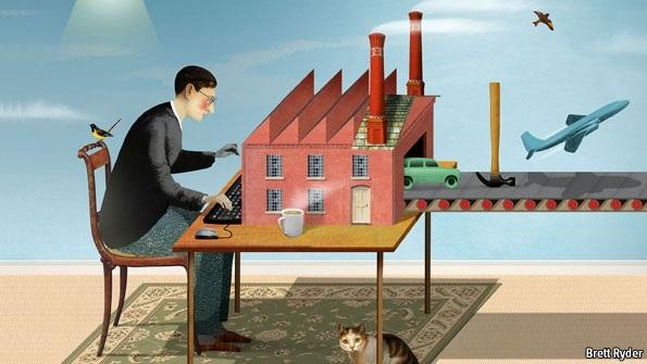 Cách mạng công nghiệp lần 3 đang diễn ra