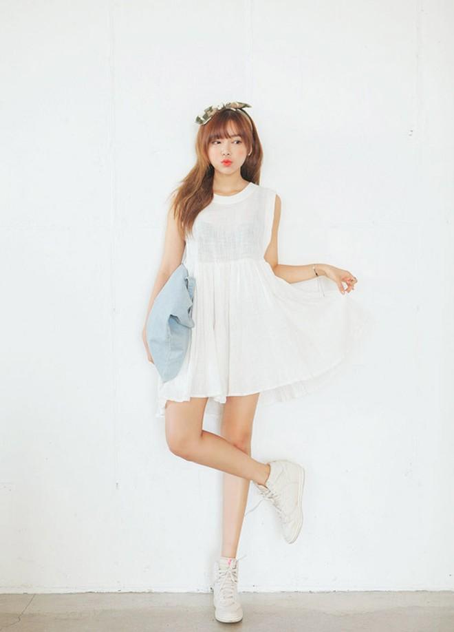 Váy babydoll mang lại vẻ trẻ trung, dễ thương cho bạn gái