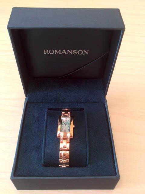 Đồng hồ nữ hiệu Romanson nhiễm độc chất bị thu hồi