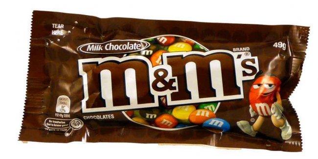 Mỹ thu hồi loạt kẹo sô cô la M&M có nguy cơ gây dị ứng cho người sử dụng