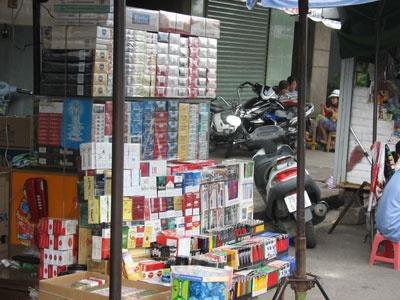 giá thuốc lá ở Việt Nam