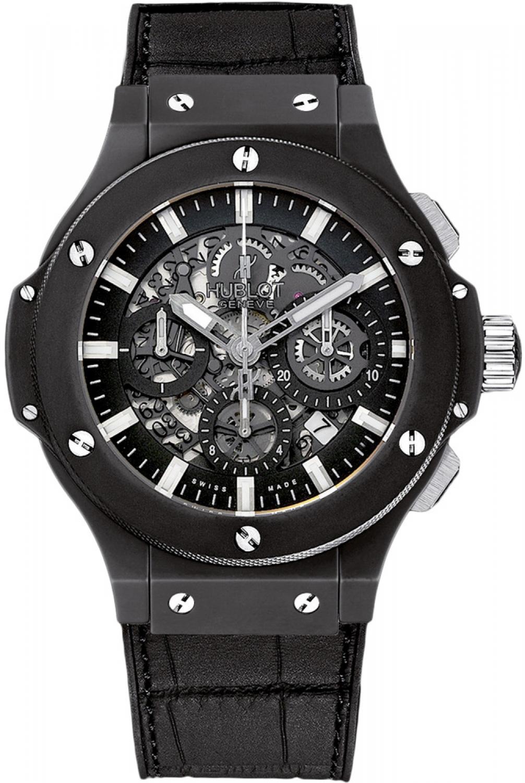 thương hiệu đồng hồ Hublot sở hữu một chiếc đồng hồ đắt nhất thế giới. Ảnh minh họa