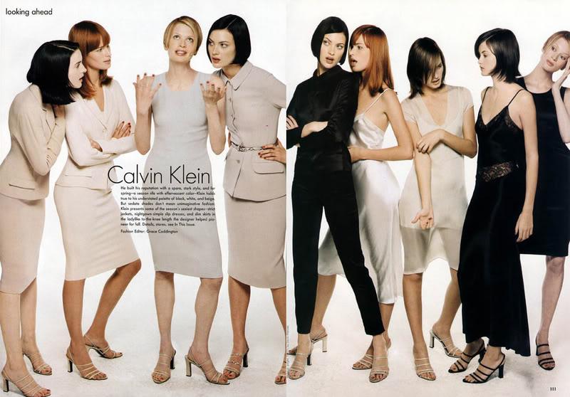 Calvin Klein là thương hiệu thời trang hàng đầu Mỹ. Ảnh minh họa