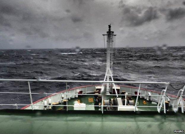Quá trình tìm kiếm máy bay Malaysia mất tích MH370 gặp rất nhiều khó khăn