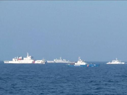 tình hình Biển Đông hôm nay