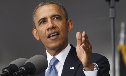 tình hình Biển Đông ngày 17/11: Tổng thống Mỹ nhiều lần đề cập đến vấn đề biển Đông