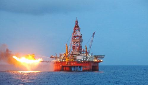 Giàn khoan Hải Dương 981 tìm thấy mỏ khí khổng lồ ở Biển Đông