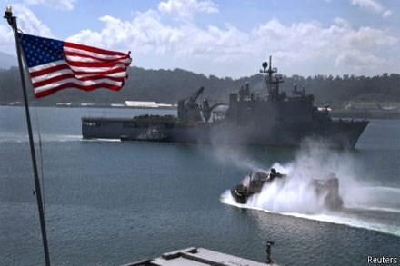 """Tình hình Biển Đông căng thẳng buộc một số nước """"mời"""" Mỹ đến đối phó với Trung Quốc"""