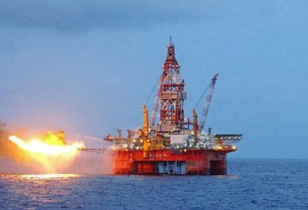 Giàn khoan Hải Dương 981 tuyên bố tìm thấy siêu mỏ khí ở Biển Đông