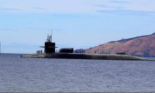 Tàu ngầm lớp Ohio hiện nay là tàu ngầm hạt nhân có sức mạnh đáng sợ nhất thế giới