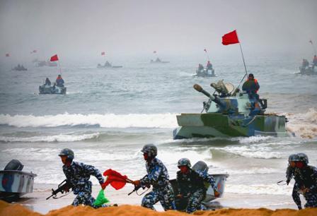 Tình hình Biển Đông ngày 26/9: Trung Quốc tuyên bố diễn tập quân sự bắn đạn thật gần Hoàng Sa