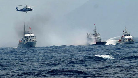 Tranh chấp Biển Đông đang tạo ra nguy cơ an ninh trong khu vực