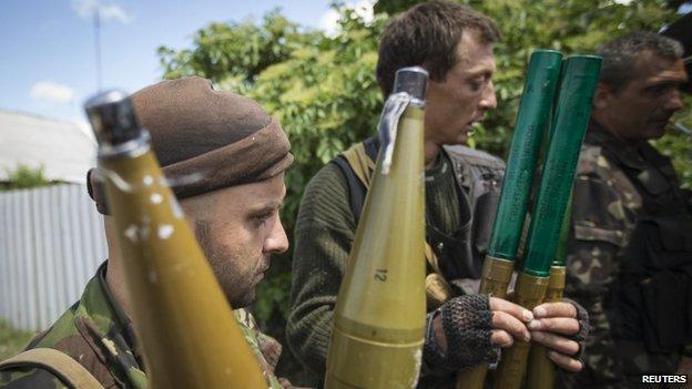 Tình hình Ukraine mới nhất ngày 25_6