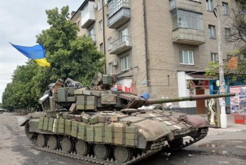 tình hình ukraine căng thẳng