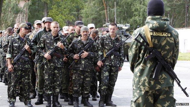 EU đe dọa đặt thêm lệnh trừng phạt mới với Nga nếu khủng hoảng Ukraine không được giải quyết nhanh chóng