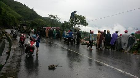 Tai nạn giao thông khiến 14 người chết, 35 người bị thương tại Sapa