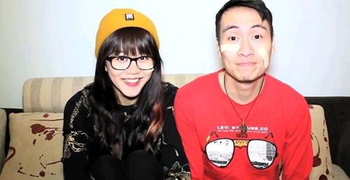 Người yêu của Toàn Shinoda, hot Vlogger An Nguy để avatar trang cá nhân màu đen