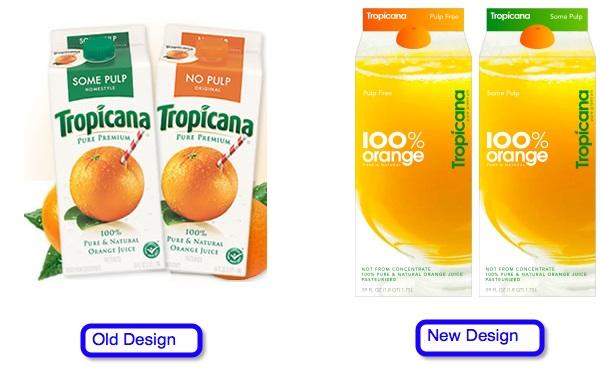 thất bại quảng cáo của Tropicana