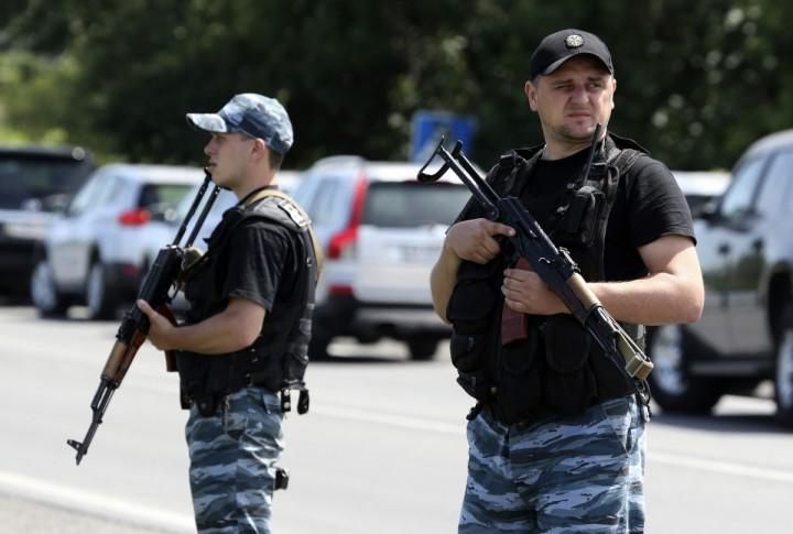 lệnh trừng phạt Nga