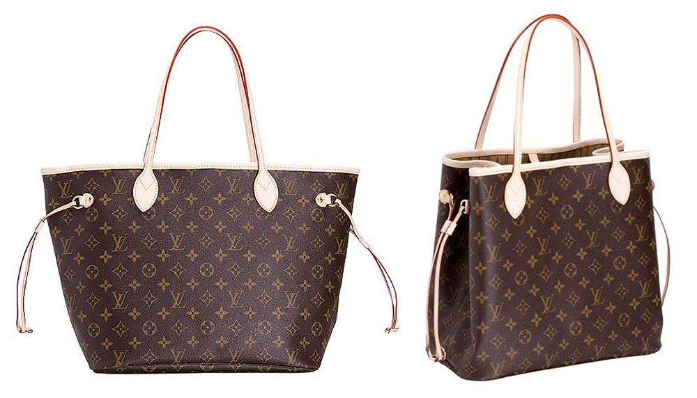 Túi Louis Vuitton thương hiệu hàng đầu thế giới. Ảnh minh họa