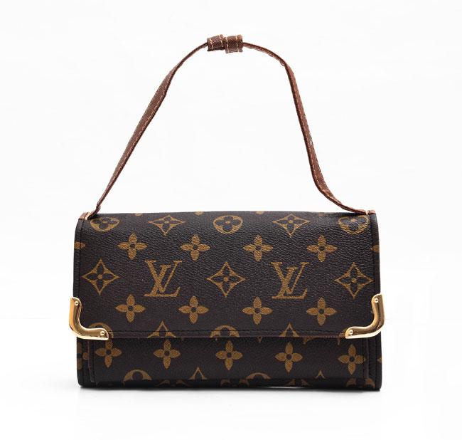 Túi Louis Vuitton với chất liệu da rất bền. Ảnh minh họa