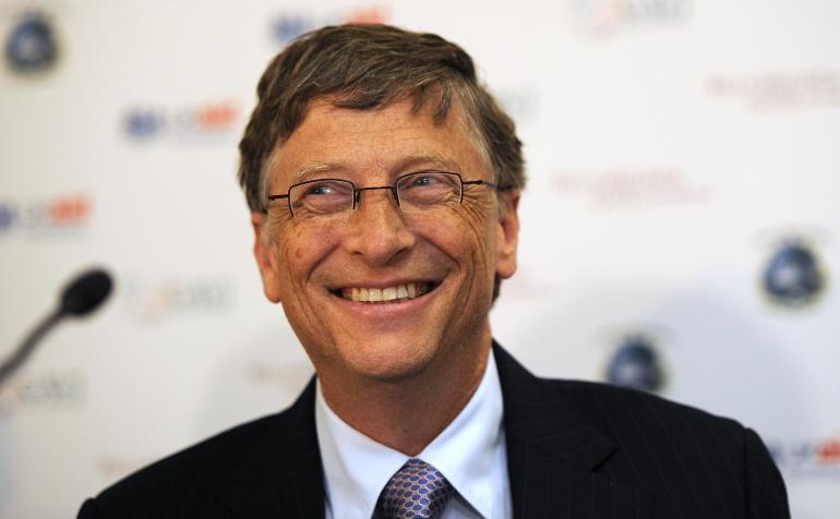 Tỷ phú Bill Gates cho rằng tỷ phú không có trách nhiệm phải giải quyết các vấn đề của đất nước