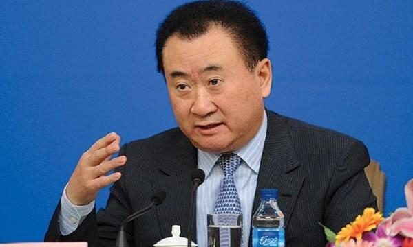 Tỷ phú Wang Jianlin tỏ ra lạc quan trước những biến động kinh tế Trung Quốc