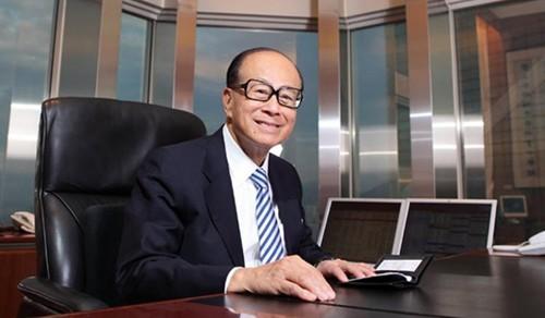 Bất động sản luôn là lựa chọn đầu tiên các tỷ phú. Tỷ phú giàu nhất châu Á Li ka-shing