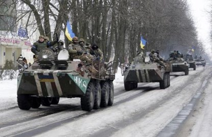 Tình hình Ukraine mới nhất: Ukraine tổng động viên 50.000 quân