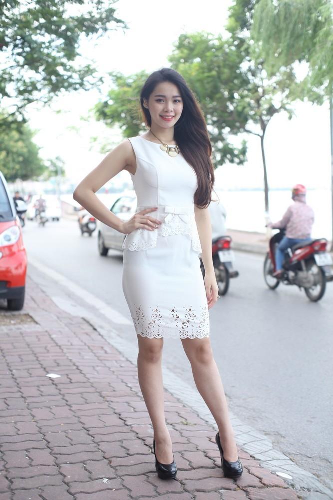 Váy công sở peplum thời trang, thanh lịch mà vẫn thoải mái nơi làm việc