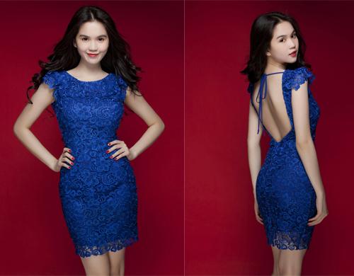 Xu hướng thời trang màu xanh đang thống trị mùa hè 2015