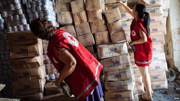 viện trợ nhân đạo