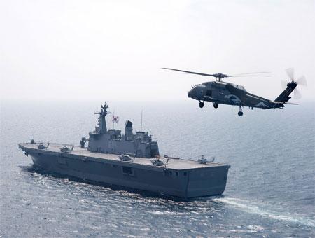 Hàn Quốc đạt con số xuất khẩu vũ khí quân sự kỷ lục kể từ năm 2006