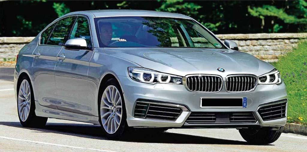 BMW Series 5 2017 cũng sẽ sở hữu nhiều công nghệ hiện đại